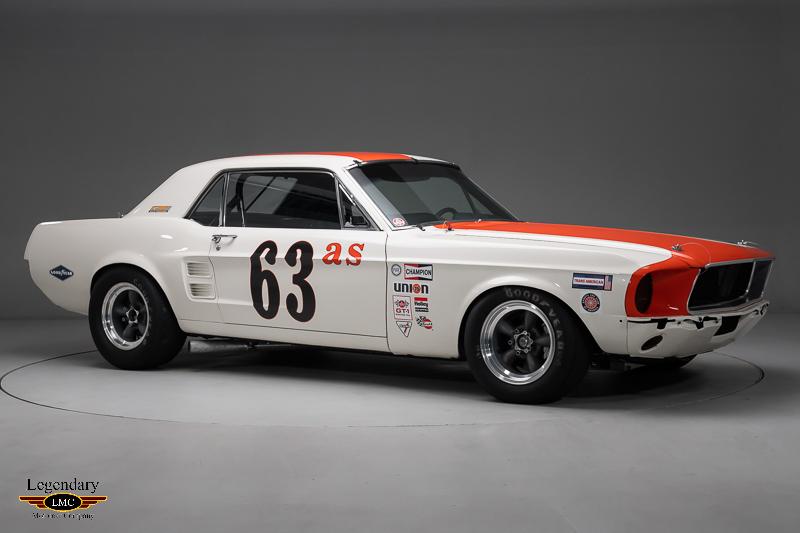 Photo of 1967 Shelby Mustang Notchback Group II Sedan