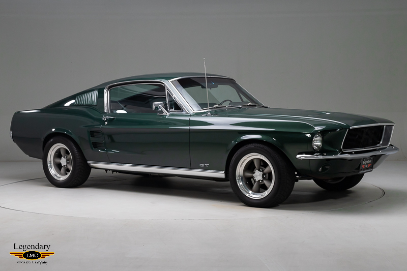 Photo of 1967 Ford Mustang Resto Mod