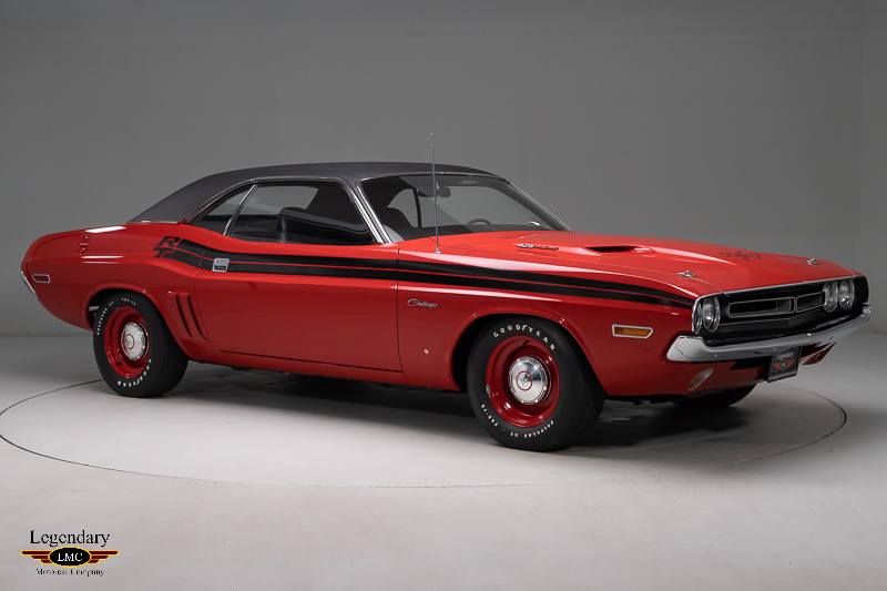 Photo of 1971 Dodge Challenger RT HEMI