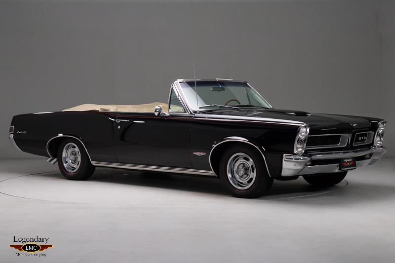 Photo of 1965 Pontiac GTO
