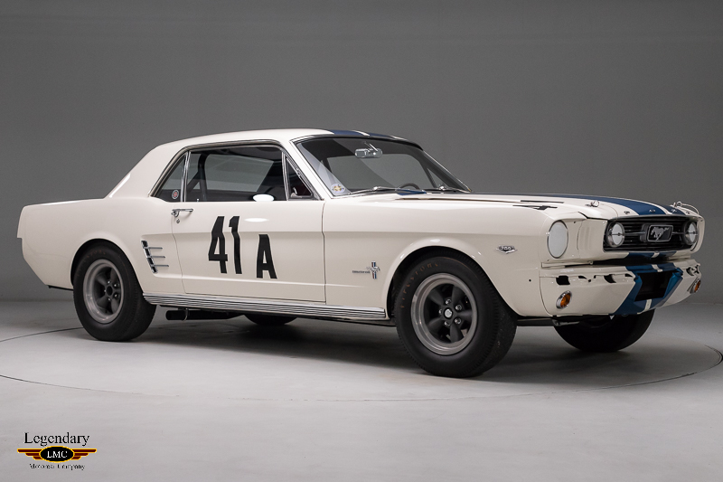 Photo of 1966 Shelby  Ford Mustang Group II Racer