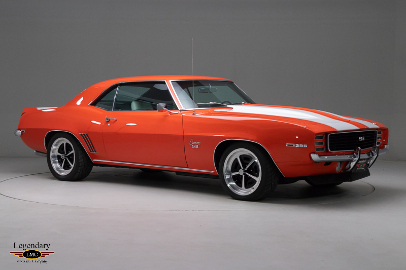 Photo of 1969 Chevrolet Camaro RS/SS