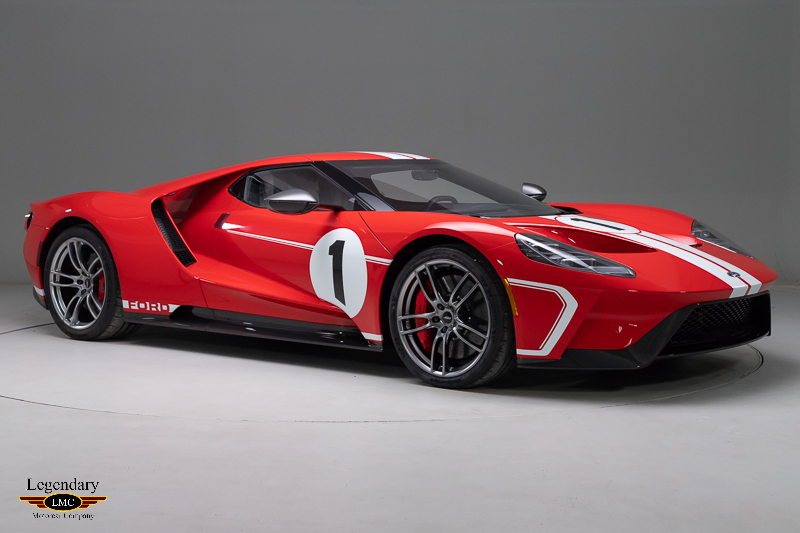 Photo of 2018 Ford GT
