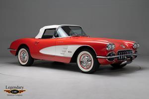 Photo of 1958 Corvette Fuelie