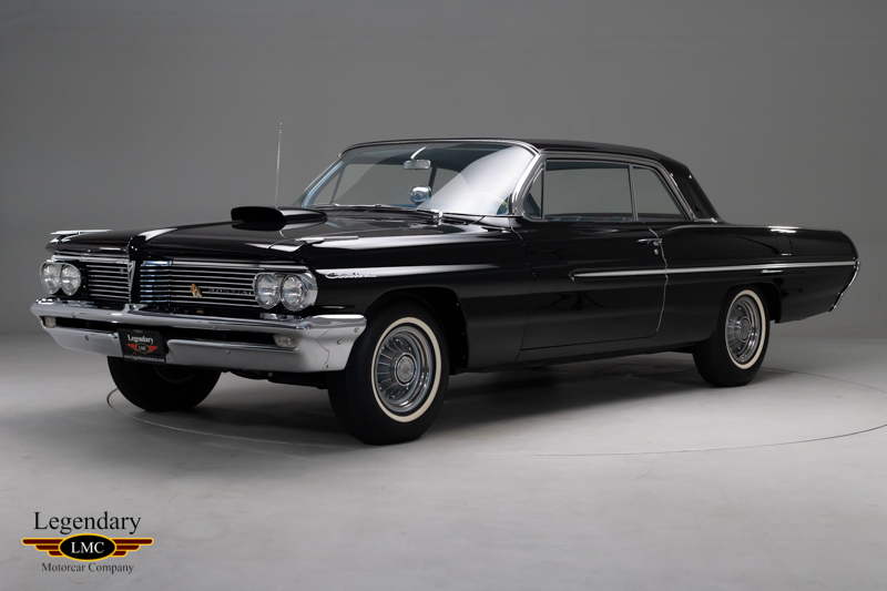 1962 Pontiac Catalina Super Duty - Only 7,284 Original Miles