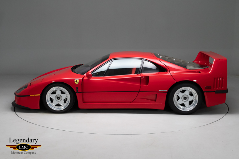 1992 Ferrari F40 One Of The Last F40s Ever Produced