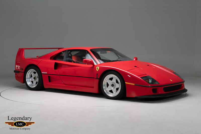 Ferrari F40 For Sale >> 1992 Ferrari F40 One Of The Last F40s Ever Produced