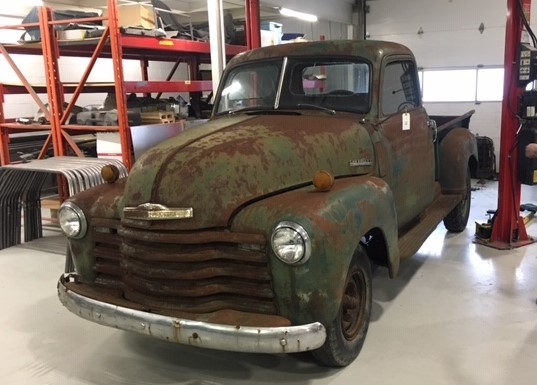 Photo of 1950 Chevrolet Truck