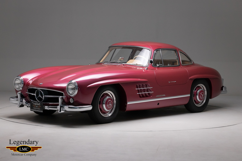 1956 mercedes benz 300sl gullwing. Black Bedroom Furniture Sets. Home Design Ideas