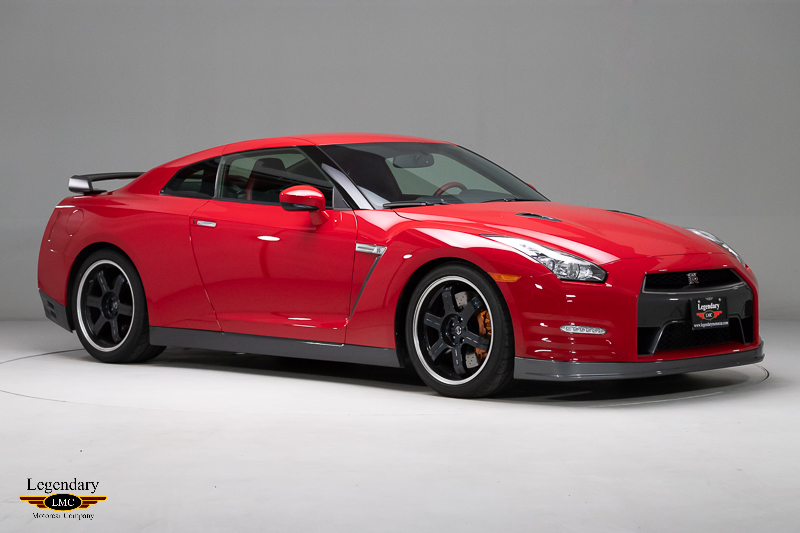 Photo of 2014 Nissan GT-R
