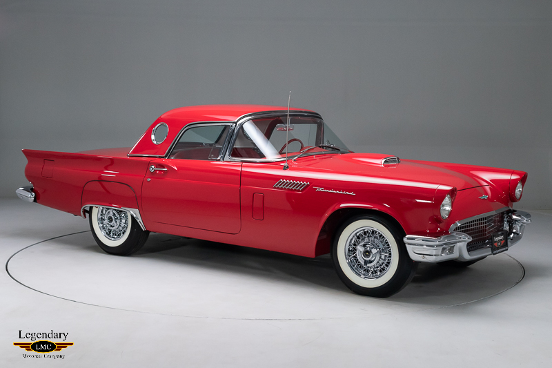Photo of 1957 Ford Thunderbird