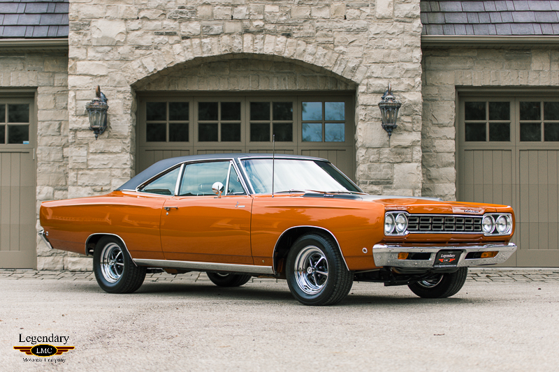 Photo of 1968 Plymouth Road Runner HEMI