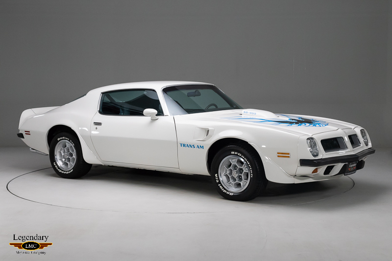Photo of 1974 Pontiac Trans Am 455SD