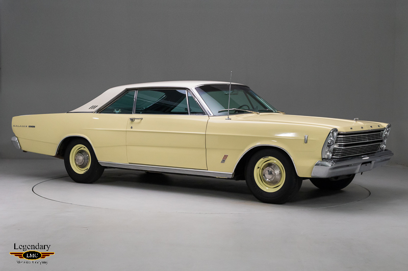 1966 Ford Galaxie 500 R-Code - Last of the R-Code Full-Size