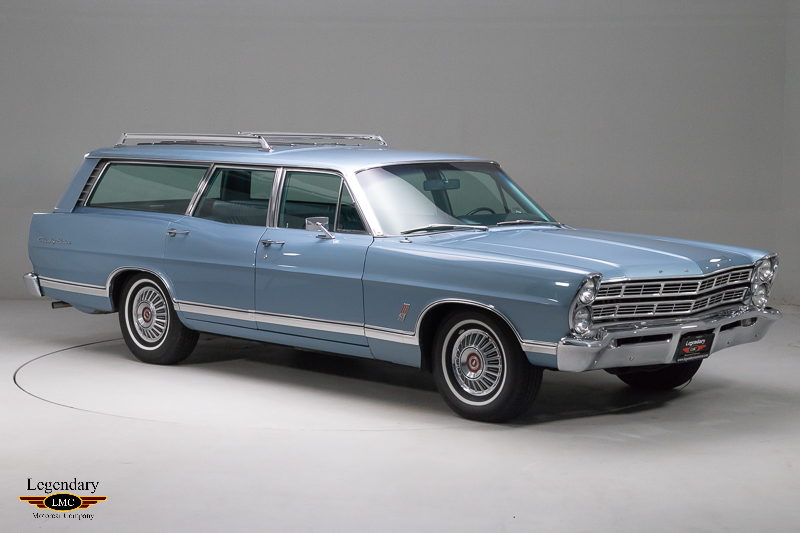 Photo of 1967 Ford  Country Sedan
