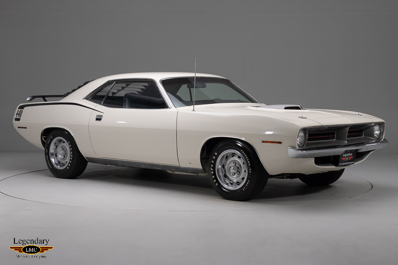 Photo of 1970 Plymouth Cuda 440/6Pack