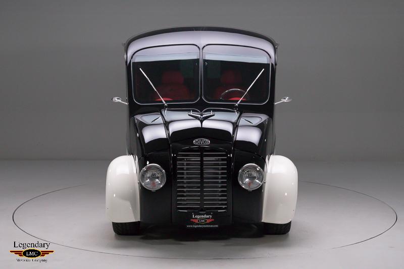 1956 Divco Model UM