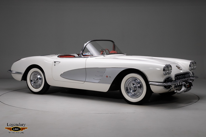 Photo of 1958 Chevrolet Corvette