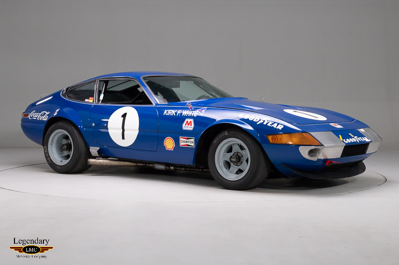 Photo of 1971 Ferrari  Daytona Competition Car
