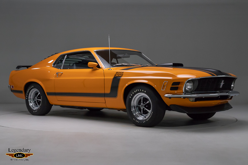 Ford Mustang Boss 302 >> 1970 Ford Mustang Boss 302