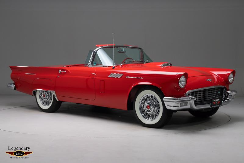 Photo of 1957 Ford Thunderbird