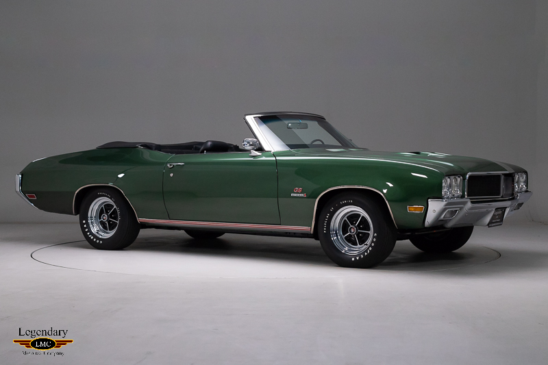 Photo of 1970 Buick GS Stage 1