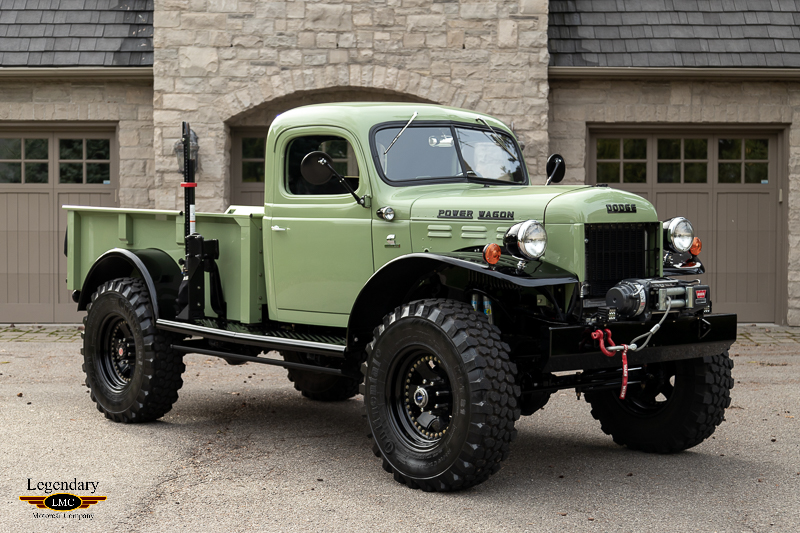 Photo of 1943 Dodge  Power Wagon