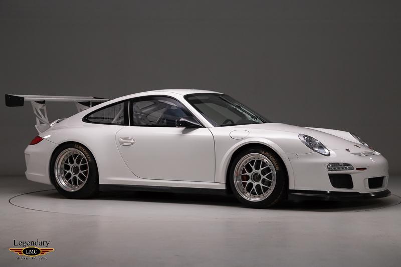 Photo of 2011 Porsche 911 GT3 Cup Car