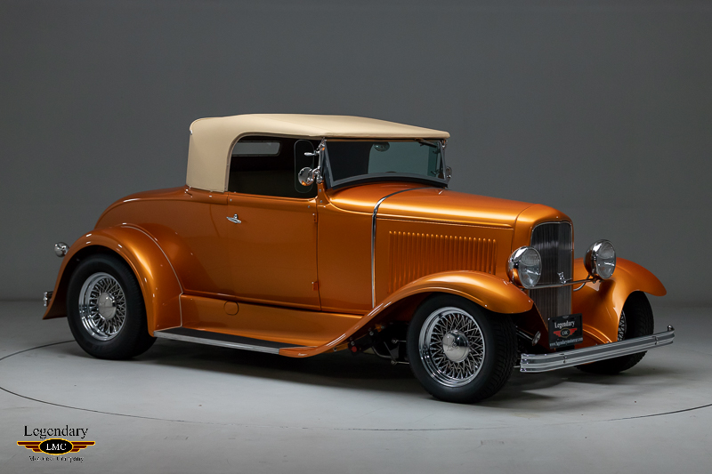 Photo of 1931 Ford Deluxe Roadster