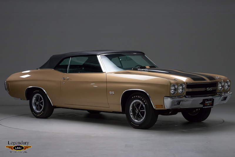 Photo of 1970 Chevrolet Chevelle SS LS6