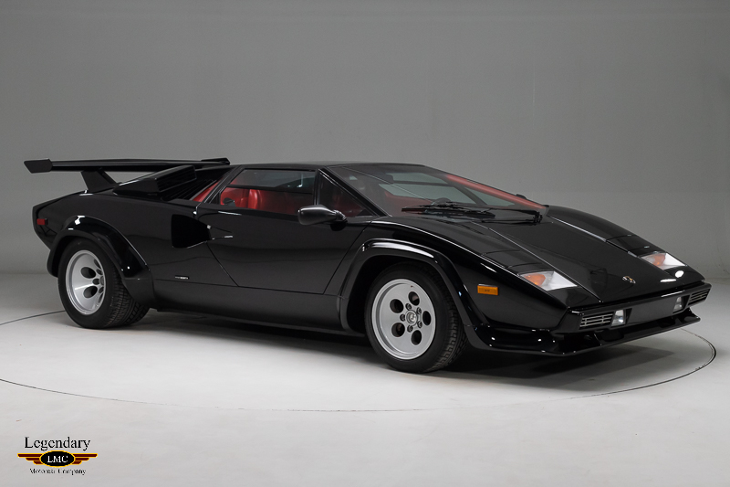 Photo of 1984 Lamborghini Countach 5000S