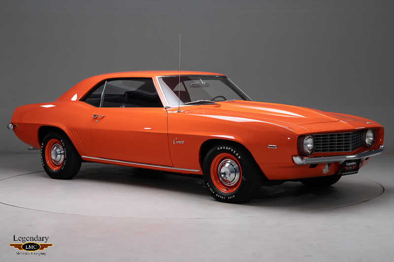 Photo of 1969 Chevrolet Camaro COPO