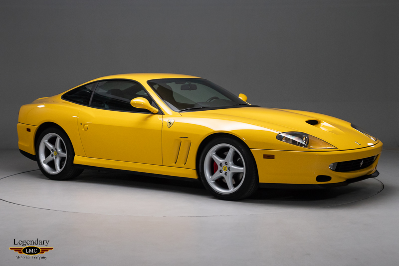 Photo of 2001 Ferrari  550 Maranello