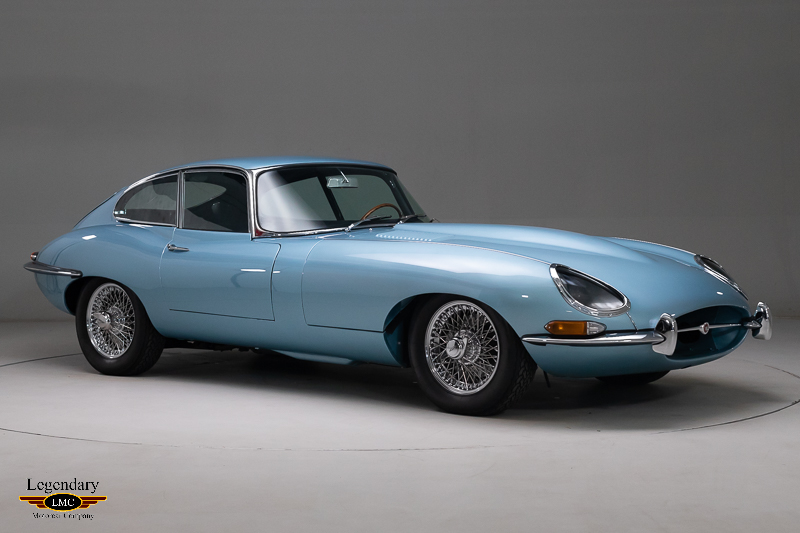 Photo of 1971 Jaguar E Type