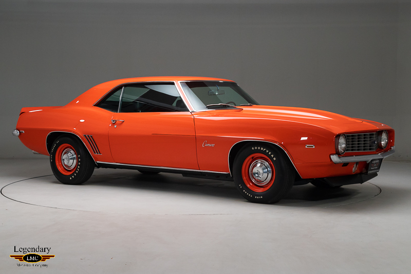 Photo of 1969 Chevrolet Camaro ZL1