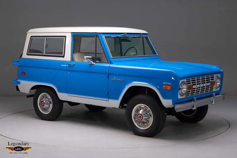 Photo of 1970 Ford Bronco