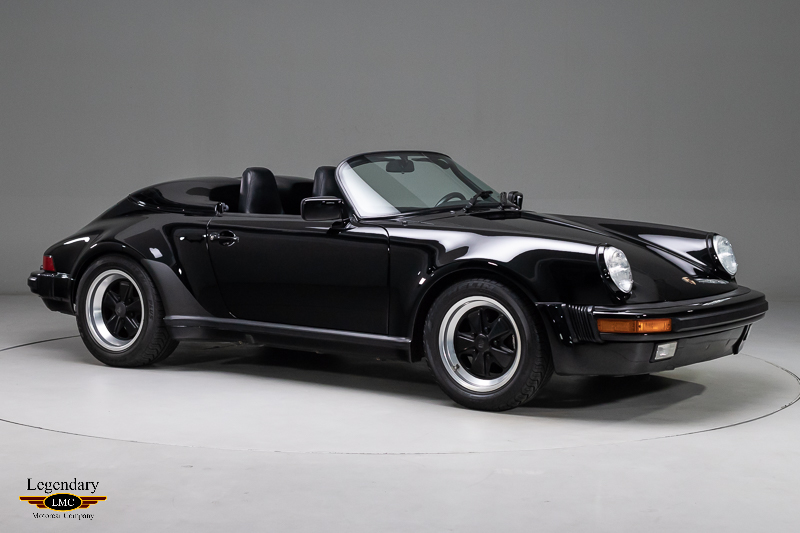 Photo of 1989 Porsche 911 Speedster