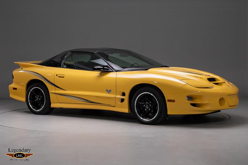 Photo of 2002 Pontiac Trans Am