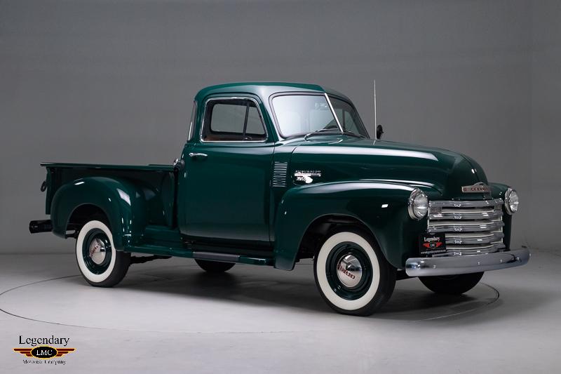 Photo of 1952 Chevrolet 3100 Pickup