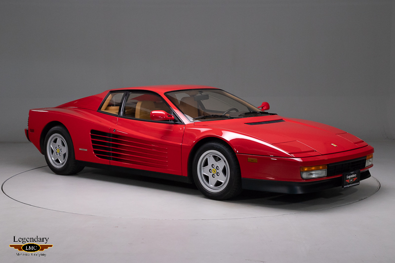 Photo of 1988 Ferrari Testarossa