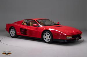 Photo of 1988 Testarossa