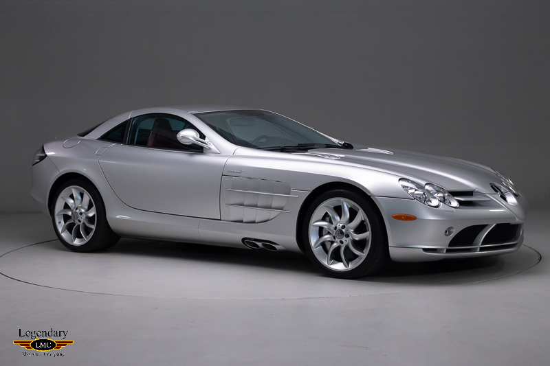 Photo of 2005 Mercedes-Benz SLR McLaren