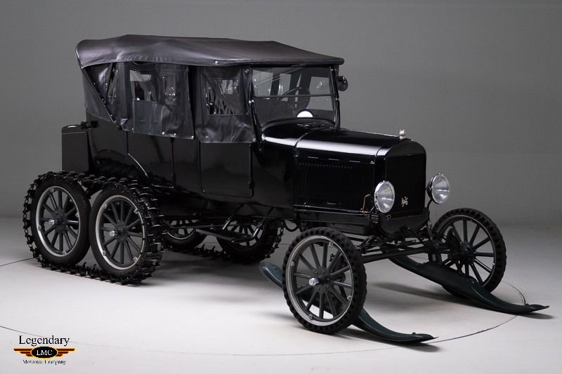 Photo of 1926 Ford  Model T Snowmobile