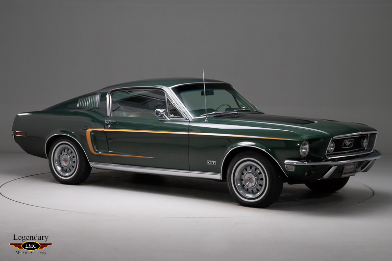 Photo of 1968 Ford Mustang GT