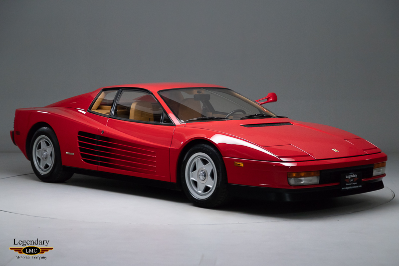 Photo of 1986 Ferrari Testarossa