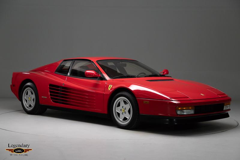 Photo of 1989 Ferrari Testarossa