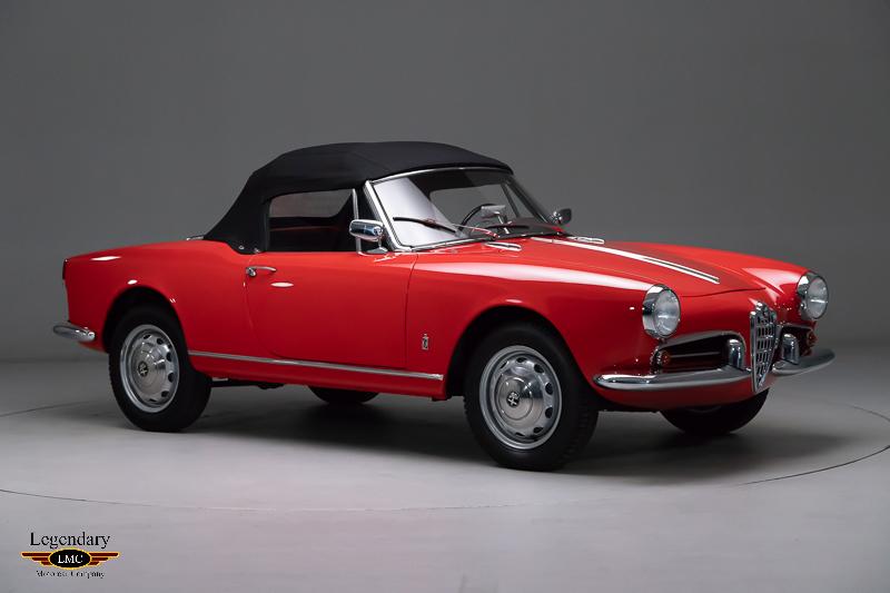 Photo of 1960 Alfa Romeo Giulietta