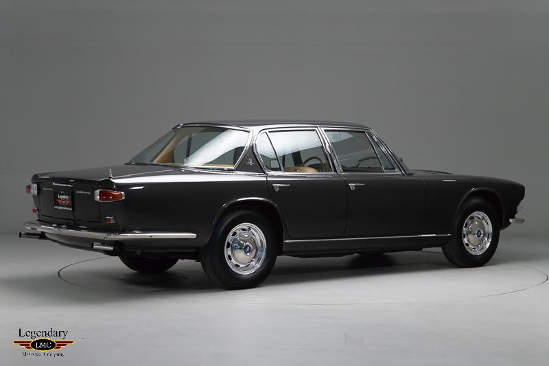 1968 Maserati Quattroporte - Concours Quality Restoration ...