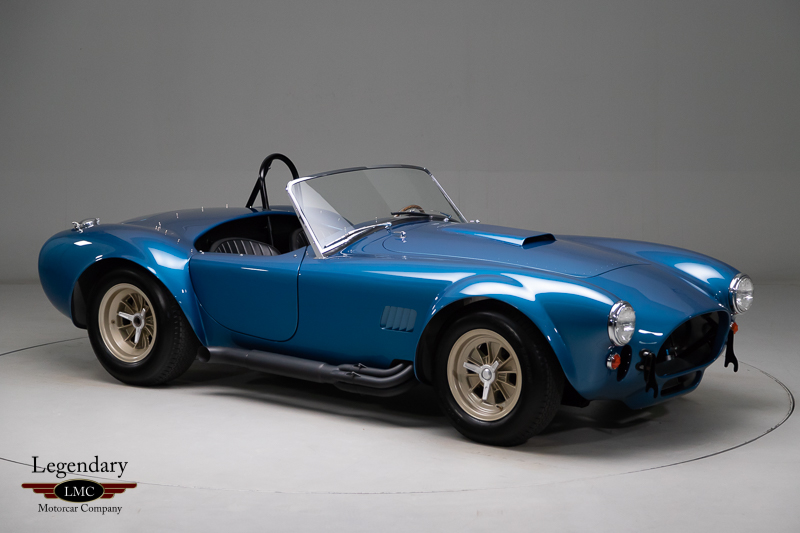 Photo of 1965 Shelby 427 Cobra Competition Car
