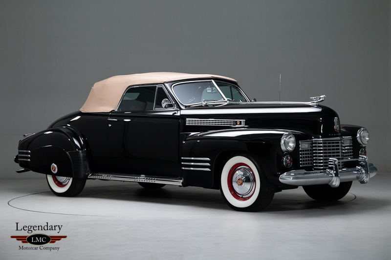 Photo of 1941 Cadillac Series 62 Convertible Coupe